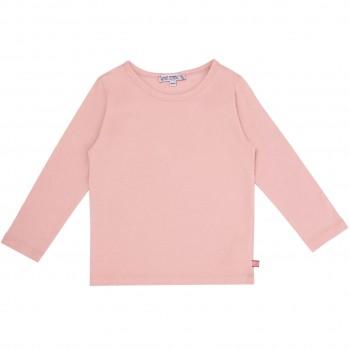 Uni Langarmshirt rosa