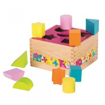 Susibelle Sortierbox  mit Formen