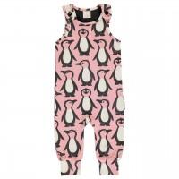 Strampler Pinguine in rosa