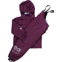 Kinder Regenkleidung Regenanzug SET aus Hose + Jacke + Aufbewahrungsbeutel für unterwegs!<br />\n<br