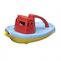 Vorschau: robustes Dampfschiff für Wasser- & Sandspiele