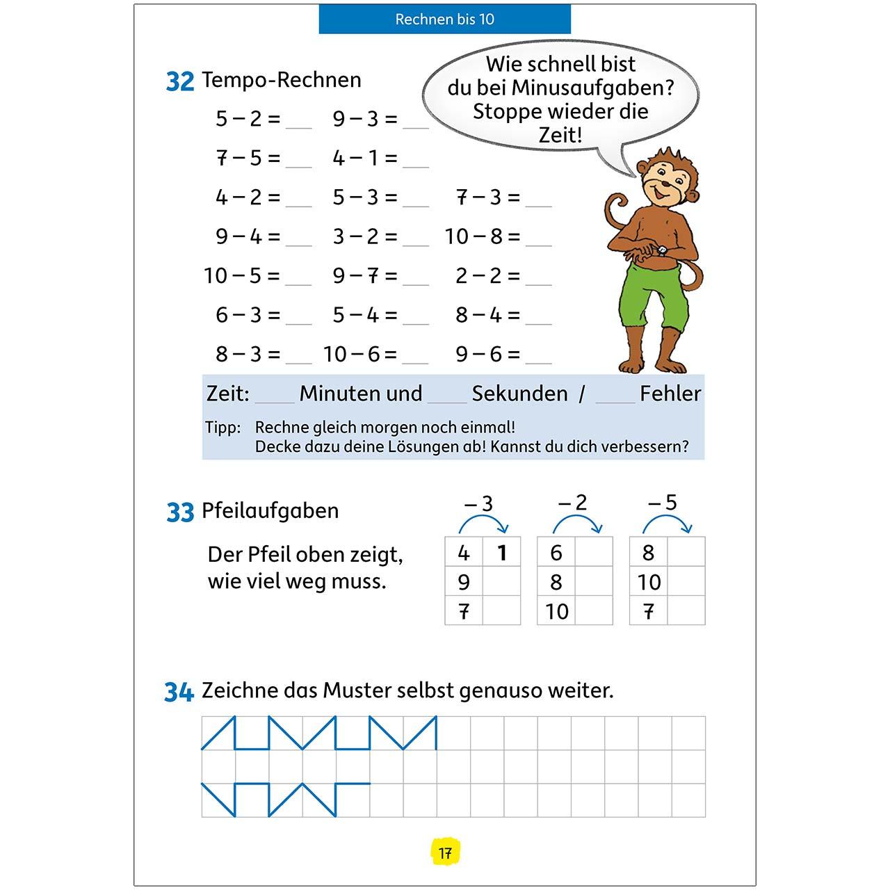 Mathe trainieren 20. Klasse