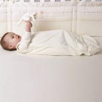 Vorschau: Schlafsack warm & edel für 0-6 Monate - 70 cm