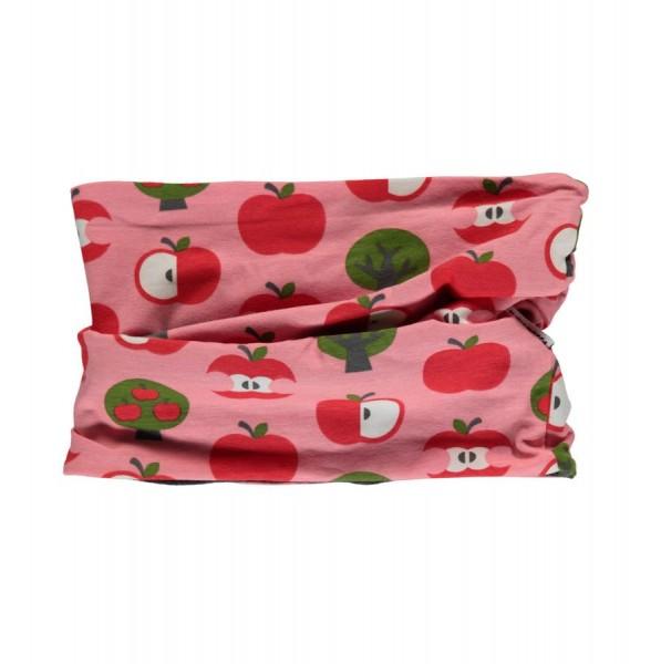 Warmer rosa Apfel Schlauchschal 68/92