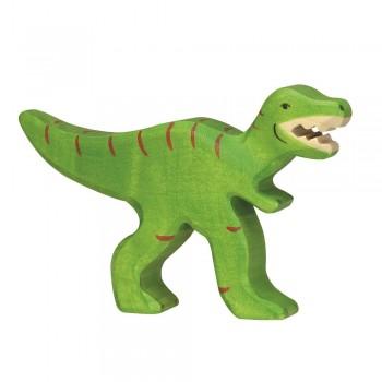 Holzfigur Tyrannosaurus - abenteuerlich!