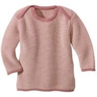 Warmer disana Bio Pullover rosa
