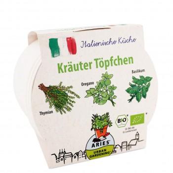 KräuterTöpfchen Italienische Küche
