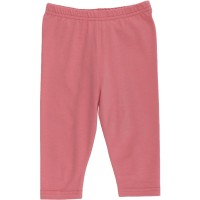 Elastische softe Kinderleggings altrosa