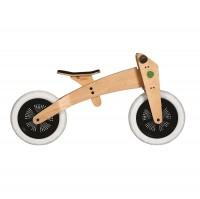 """Vorschau: Laufrad Dreirad Holz """"3in1"""" mitwachsend ab 12 Monaten"""
