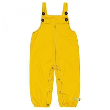 Robuste Latzhose  gelb