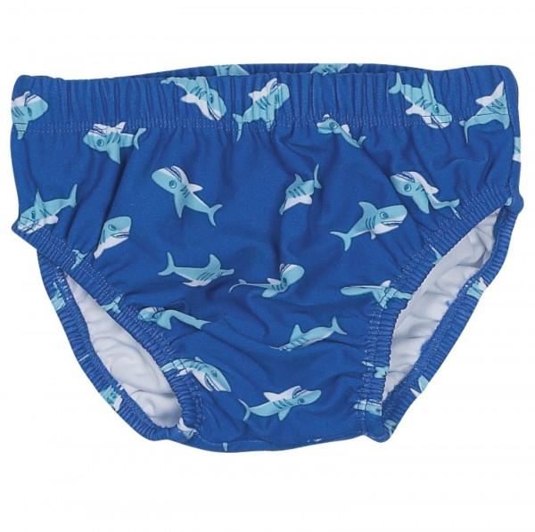 Badewindel od. Badehose für die ganz Kleinen - Hai