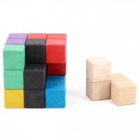 SOMA-Würfel – 3D Geduldsspiel für Kinder ab 5 Jahren