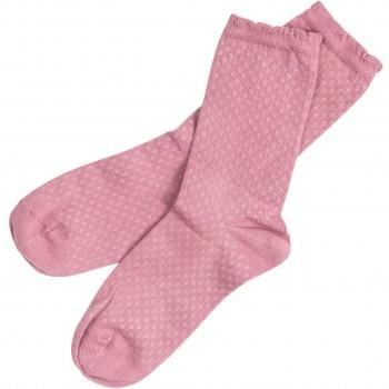 Damen Socken Kreuze in rosenholz