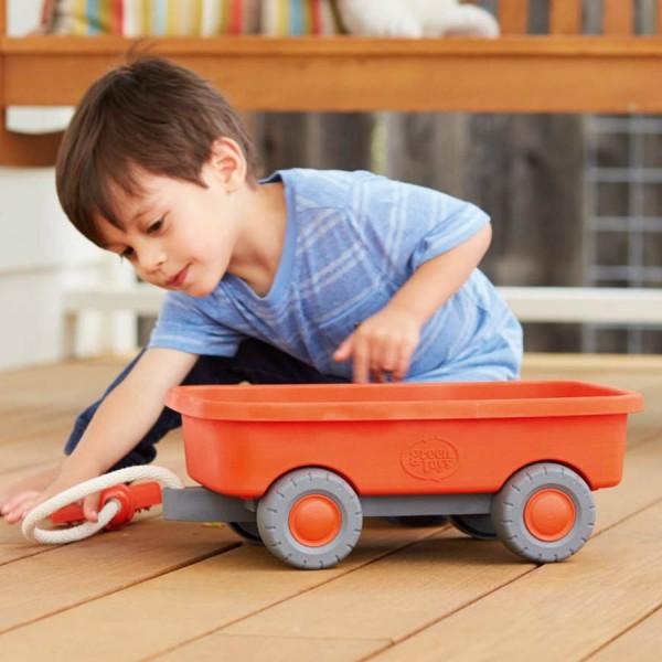 handwagen bollerwagen f r kinder green toys. Black Bedroom Furniture Sets. Home Design Ideas