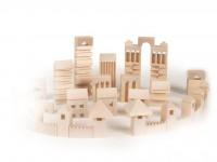 Vorschau: Städtebau 107-tlg. - Wolkenkratzer od. Mittelalter - je nach