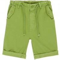 Robuste Outdoor Twill Shorts grün