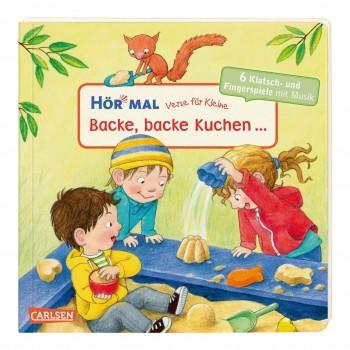 Kinderbuch Hör Mal Fingerspiele und Reime ab 1,5 Jahre
