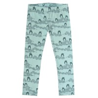 Bio Leggings petrol Pinguin