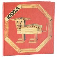 Steine Kunstbuch Nr. 1 (rot) - ab 6 J.