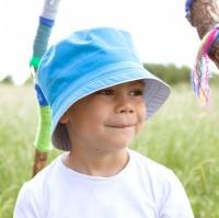 Vorschau: Jungen Wendemütze Bio Sommermütze von pure pure