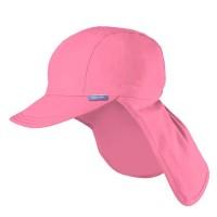 Sonnenhut Gummizug UV Schutz 30+ pink