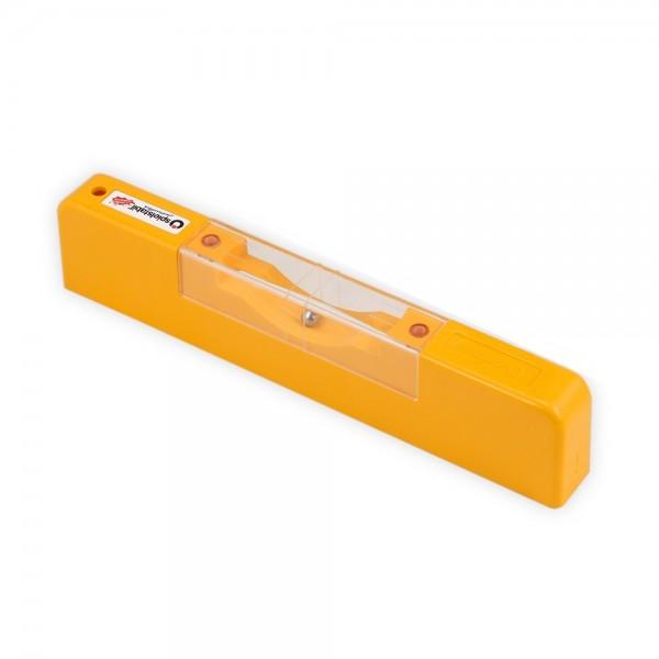 Wasserwaage für Kinder - gelb