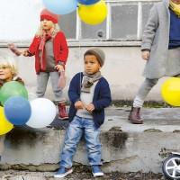 Vorschau: Wolle Pullover Melange chocolate
