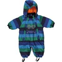 Baby Schneeoverall auch für Skiurlaub - warm & kuschelig