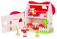 Vorschau: Puppenhaus für zu Hause und unterwegs - schadstofffrei