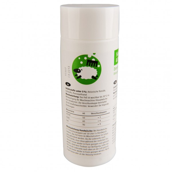 Waschmittel für Lammfelle von Kaiser 200 ml