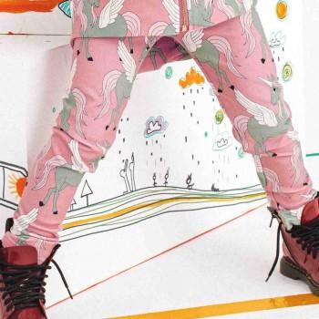 Pegasus Leggings rosa