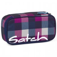 Schlamperbox satch mit Organisierfach Berry Carry