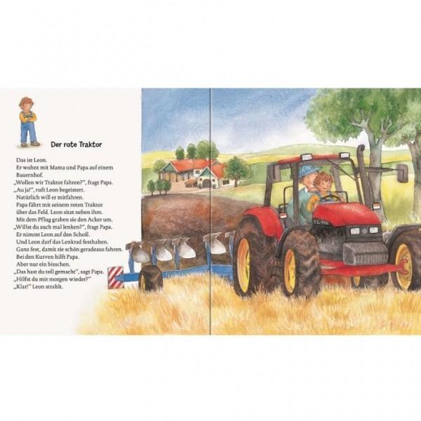 Was ist los auf dem Bauernhof? 11 Kurzgeschichten