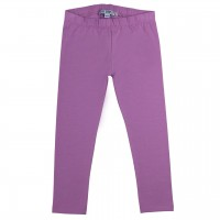 Edle Leggings in lavendel