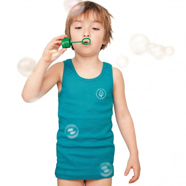 Unterhemd für Jungen im 2er Pack