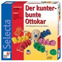 Vorschau: Fädelspiel - Bunte Ottokar