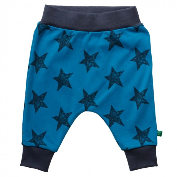 Blaue Sterne Funky Krabbelhose