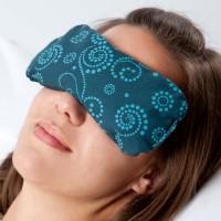 Bio Augenkissen mit Leinsamen