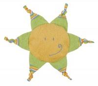 Kirschkernkissen Sonne