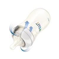 Vorschau: Milchflasche AVENT Naturnah 260 ml Gr. 1 m+