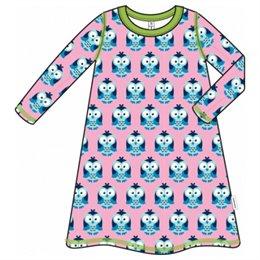 Eulen Nachthemd - auch als Kleid tragbar