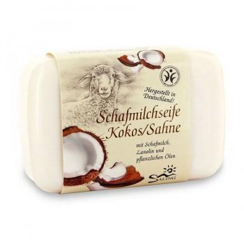 Schafmilchseife Kokos Sahne