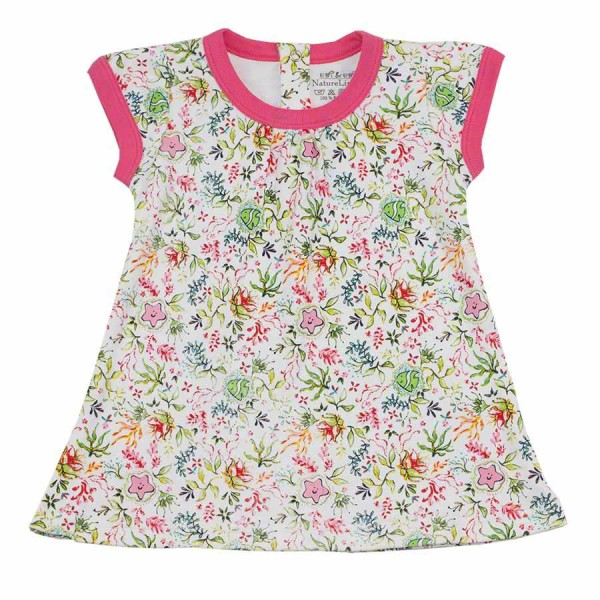the latest 0cb38 37940 Fairtrade Baby Kleid hochwertig soft