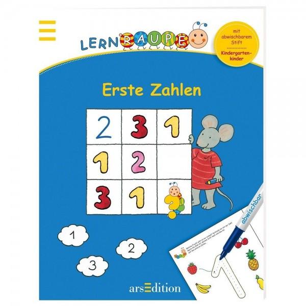 Buch Lernraupe - Erste Zahlen
