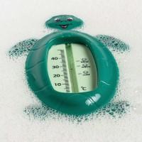 Badethermometer Schildkröte gut lesbare Skala
