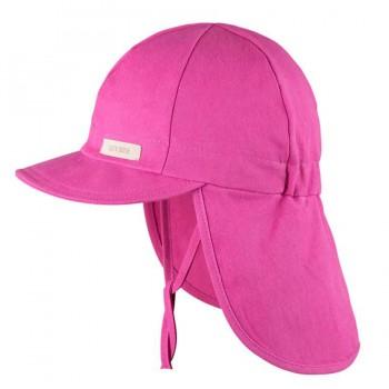 Sonnenhut Gummizug UV Schutz 50+ pink