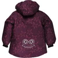 Vorschau: Schneejacke Winterjacke für Mädchen abnehmbarer Kapuze