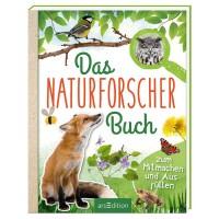 Buch über die Natur zum Mitmachen und Ausfüllen