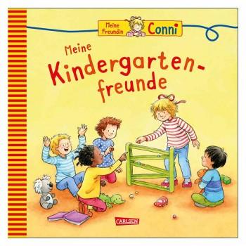 Conni Freundebuch Meine Kindergartenfreunde