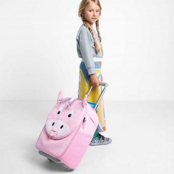 Kinderkoffer Einhorn 30x40x16,5cm, 18 Litter